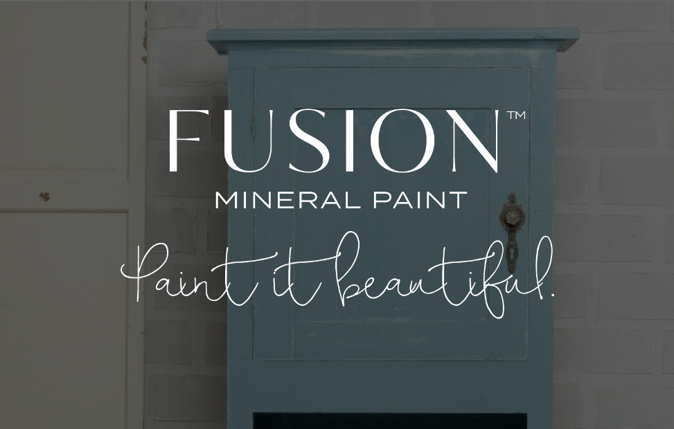 Fusion Mineral Paint Hero
