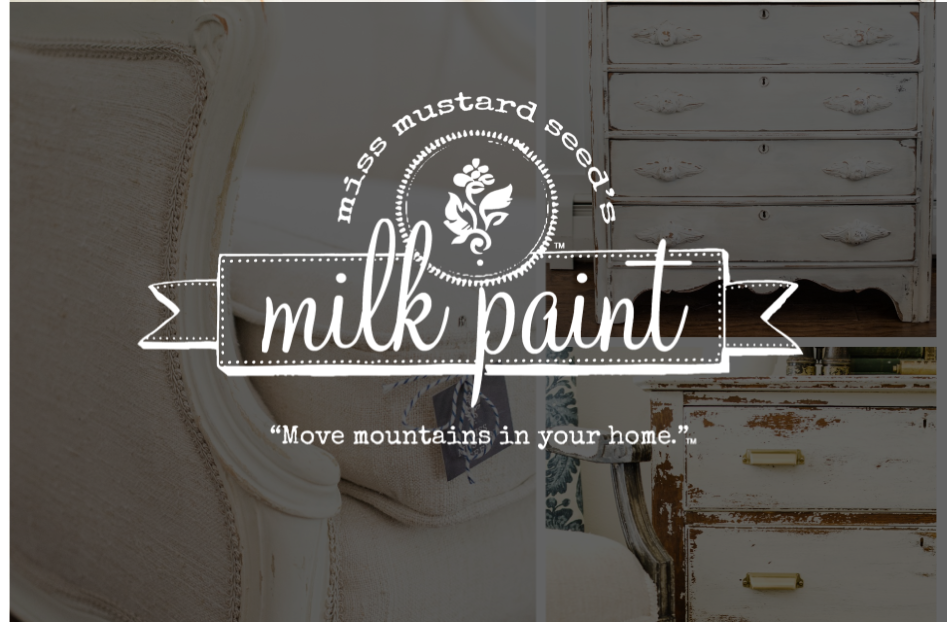 Miss Mustard Seed Paint Hero